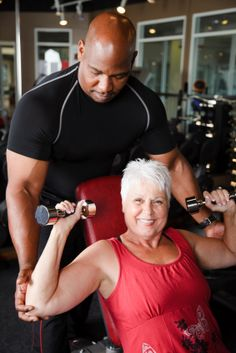"Amazing Exercises for Senior Health & Fitness – You're NEVER ""Too Old"" to Experience the Benefits of Exercise  http://www.learnhandyhealthandwellnesstips.com"