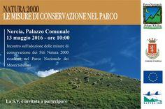 In Comune un incontro pubblico sulle misure di conservazione dei Siti Natura 2000