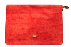 Only Designers Shop LLC - ARANTXA RED GEUNINE LEATHER , $89.00 (http://onlydesignersshop.com/arantxa-red-geunine-leather/)