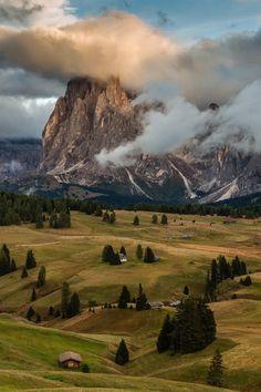 Alpe di Siusi, Italy Hans Kruse