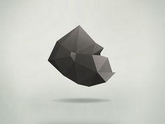 Gorilla by Luiz Adelino