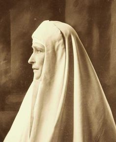 """With her she took the clean smell of lilies wherever she went; perhaps that is why she loved white so much: it was the reflection of her heart.""  ~The memoirs of Archbishop Anastasius, regarding St. Elizabeth (Fyodorovna) the New Martyr and Grand Duchess of Russia (1864-1918), who was brutally martyred by the Bolsheviks on July 18, 1918."