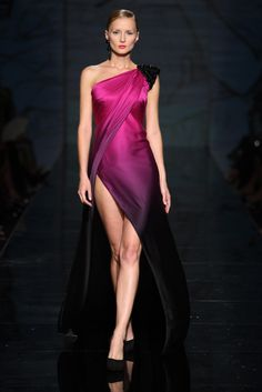 Fausto Sarli Fall 2009 Couture