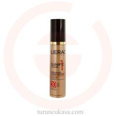 Lierac Sunific Suncare1 Velvet Cream Spf30 50ml Lierac Sunific Suncare1 Velvet Cream Spf30, içermiş olduğu spf 30 derecesi ile yüz ve dekolte bölgenizde nem etkisi sağlamaya ve cildi zararlı güneş ışınlarından korumaya yardım eder. Cilde nem vermeye yardım eder ve güneşin neden olduğu kırışıklıkları ve lekelenmeleri engellemeye yardım eder.