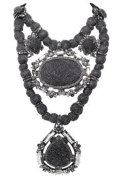 Shop the Trend: Space Oddity - Lanvin necklace