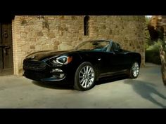 No Blue Pill Needed | 2017 FIAT® 124 Spider - YouTube