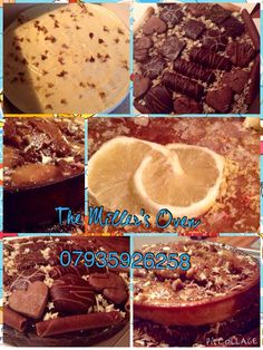 The Miller's Oven Quality Private Catering, Traditional Cake Baking & Home Delivery Service 07935926258