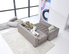 Sofa modelo Manacor de Fama
