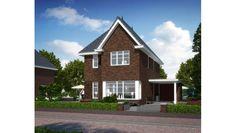 Schoneveld, Vrijstaande woningen Brummelhuis