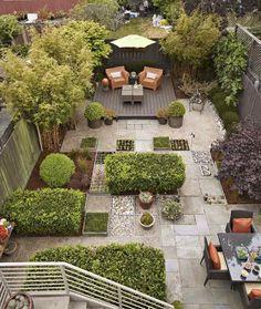 Individuelle Gartenplanung schafft einen Traumgarten
