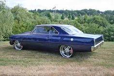 1967 Nova SS
