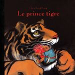 Chen Jian Hong Series: The Prince Tiger 国画大师陈江洪作品-虎王子 Panther Cat, Chinese Book, Album Jeunesse, Stay In Bed, Album Design, Leopards, Conte, Cats And Kittens, Sick