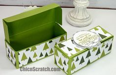 Box of the Week 7 with Stampin' Up! Demonstrator Angie Juda