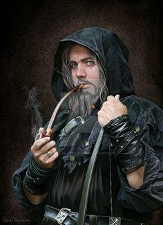 Reidoth the Druid, Thunder Tree