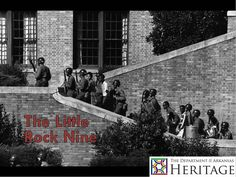 LITTLE ROCK NINE - PowerPoint accompaniment for digital workbook aligning with standards H.12.3.4, H12.3.5, H13.3.3, H13.3.5, and H 13.3.6 for third grade Social Studies. -  Find the Reader and Reading Review at http://www.arkansasheritage.com/Learn/dah-educational-resources under Lesson Plans Arkansas History