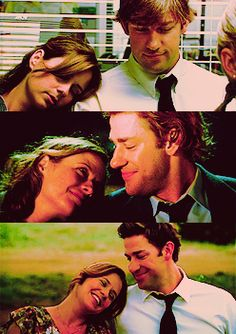 I don't care what anybody says, Jim and Pam are still the best love story ever told.