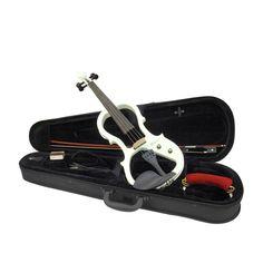 Violino Elettrico 4/4 con arco + custodia