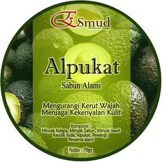 avocado bar soap, ready for 70gr and 100gr, you can add our line ID for order : esmud_ns