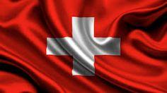 Resultado de imagen de bandera de suiza actual