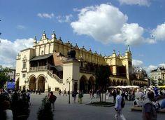 Krakow, Poland - I've never felt so lost in translation, wish I knew how to speak Polish haha