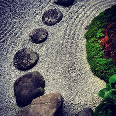 #建仁寺#両足院 #京焼今展 #多聞会 #若冲 #飛び石  #modernkyotoceramic #kenninji #ryosokuin  #zen…