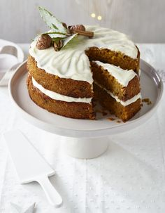 Asda Good Living | Winter Garden Carrot and Parsnip Cake