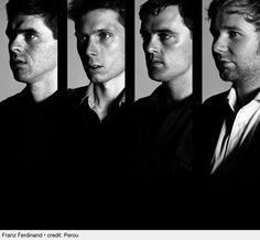 Glasgow band Franz Ferdinand: 4 Top 10 albums and 3 Top 10 singles in the UK. Mercury Prize winners in Top 10 Albums, Mercury Prize, Band Logos, Pretty Men, Uk News, New Theme, Tell Her, Ferdinand, Music Stuff