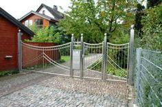 Zaunfelder, Gartenzäune | Metallbau Bayreuth: Metallbau Pottenstein