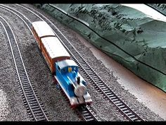 Model Trains show at the Roundhouse, Toronto, Canada