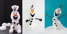 Kerstknutselen: 5x Olaf van Frozen maken - Christmaholic.nl