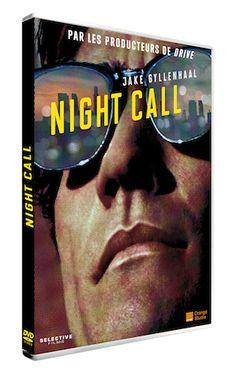 PACKSHOT NIGHT CALL DVD