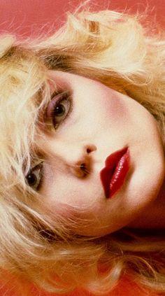 Debbie Harry never met her