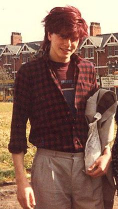 John Taylor in the early days