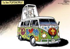 New Popemobile