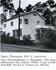 Södra Ängby - Ehrenstrahlsvägen 4