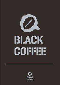 Black Coffee Black Coffee, Lululemon Logo, Coffee Shop, Coffee Shops, Coffeehouse