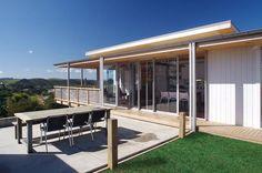Waiheke Waiheke Island, Auckland, Cladding, New Zealand, Garage Doors, Explore, Architecture, Places, Outdoor Decor