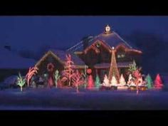 Musical Christmas Lights (View until the end. It's cool.)