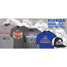 Congratulations to the 2017 NCAA Men's College World Series Champions! Florida Gators made all of the right moves to take home their first CWS title! Link in bio - shop products now! #FloridaGators #2017CWS #Baseball #BleedBlueandOrange #UnderArmour #Blue84 #TheVictory #RetroBrand #TOWHats #WinnerWinnerChickenDinner
