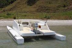 Afbeeldingsresultaat voor powercat boat build