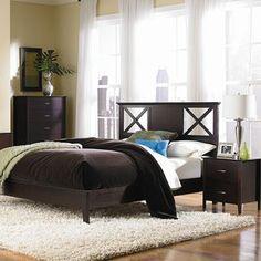 Woodbridge Home Designs Hammond Panel Bedroom Collection