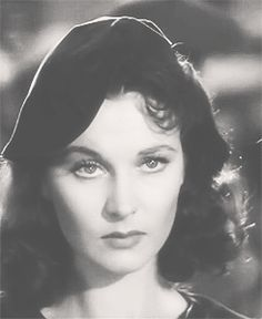 "Vivien Leigh as Myra Lester in ""Waterloo Bridge"""