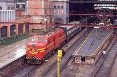 O Blog Ferroviário: Abril 2013