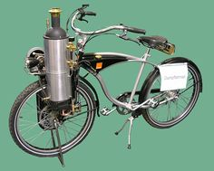 Google Image Result for http://rechargeableelectricbikes.com/wp-content/uploads/2010/04/Steam-Powered-Bike1.jpg