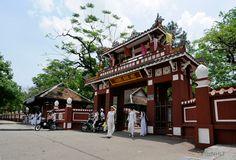 L'école nationale de Hué