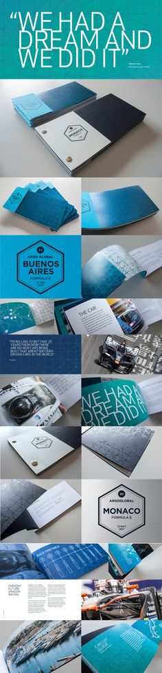 Argo Global, part of the Argo Group, are proud sponsors of Faraday Future Dragon Racing who compete in Formula E racing. To support each race in the 2017 Formula E series, the Argo Group required an exquisitely finished information brochure. By finishing the print in two different styles – including saddle stitching and screw binding with nickel screws – we could bring subtle nuances to the look and feel of each booklet without compromising on effortless style.