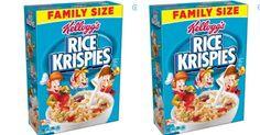 FREE Kelloggs Rice Krispies At Walmart.com!