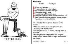 theology cards - Google Search