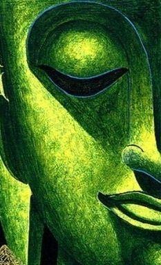 green.quenalbertini: Buddha                                                                                                                                                                                 Plus