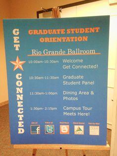 Graduate School Orientation?